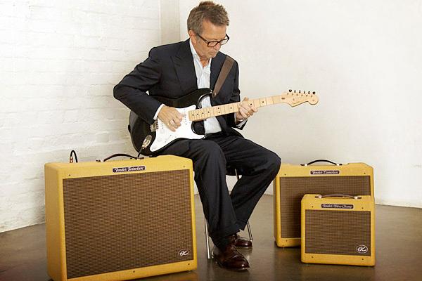 Fender Eric Clapton Signature Amplifiers
