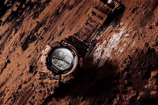 Casio G-Shock GW-9300 Mudman Watch