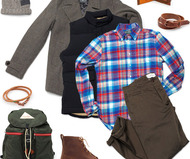 Garb: Autumn Expedition