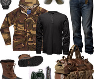Garb: Camo Shooting
