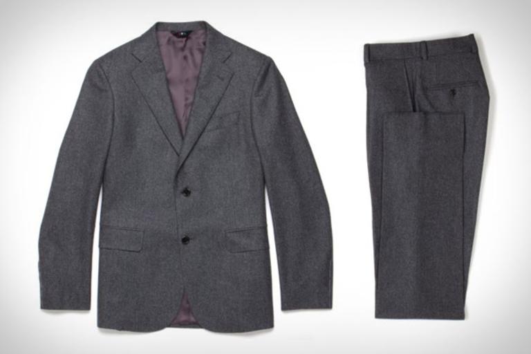 Jack Spade Southwick Eisley Flannel Suit