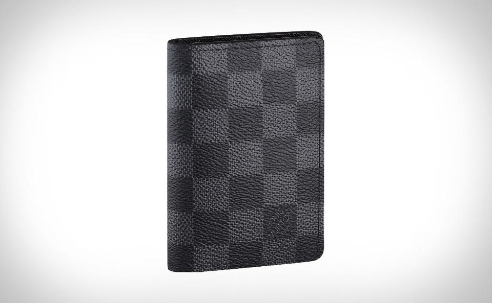 4452387daf3b Louis Vuitton Damier Graphite Pocket Organizer