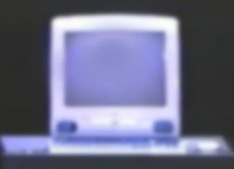 Steve Jobs Introduces The iMac