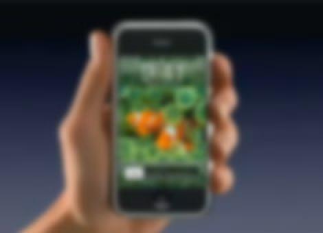 Steve Jobs Introduces The iPhone
