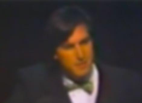 Steve Jobs Introduces The Macintosh