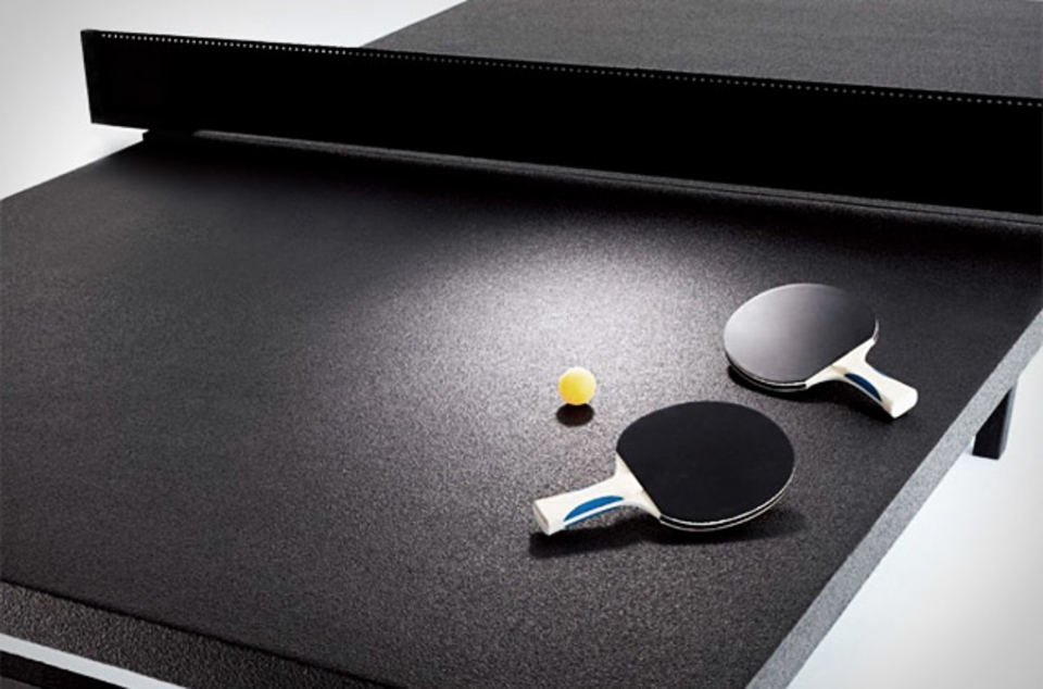 Tom Burr Ping Pong Table | Uncrate