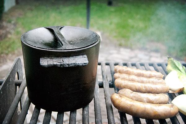 Wabi Nabe Cast Iron Pot