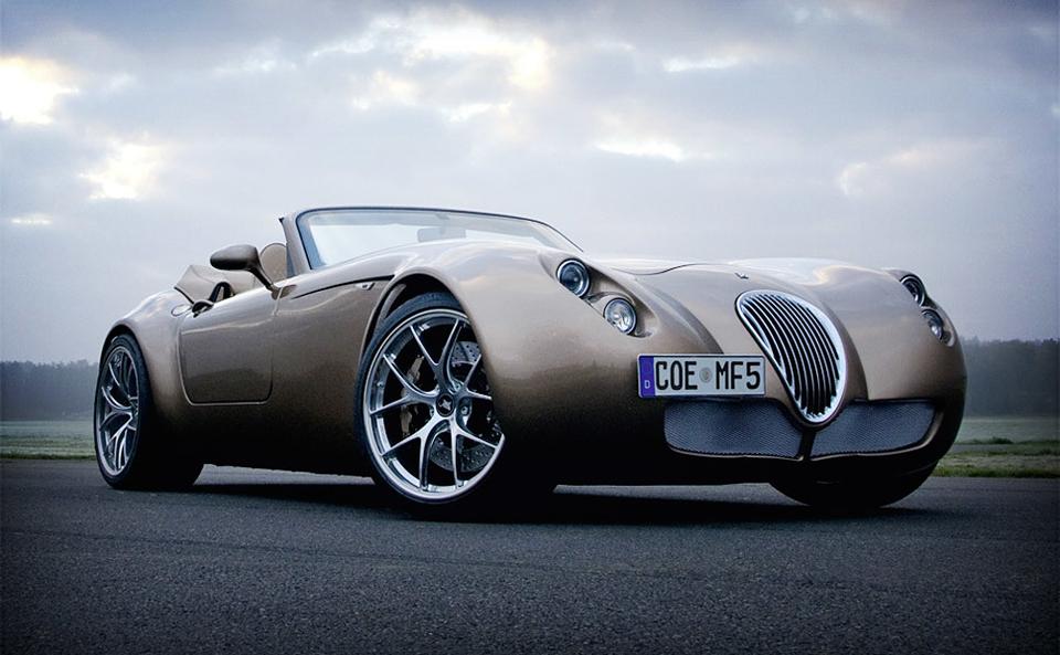 Wiesmann GT MF5 Roadster | Uncrate