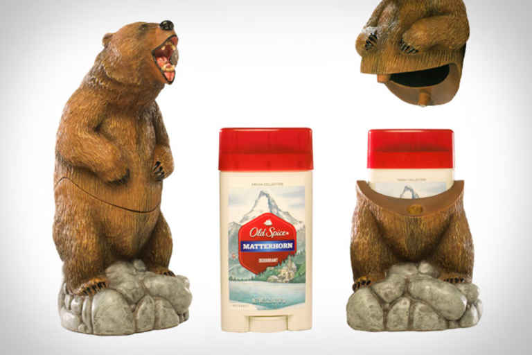 Bear Deodorant Protector