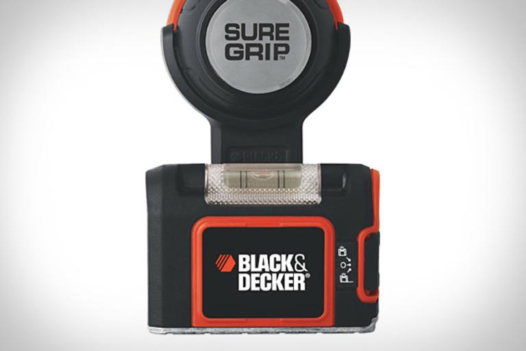 Black & Decker SureGrip Laser Level