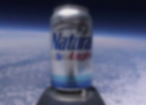 First Beer In Space