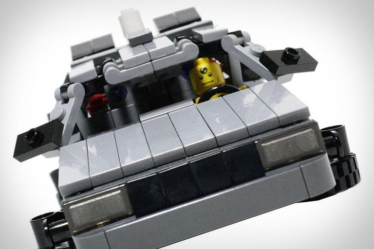 Ichiban Custom Lego Kits