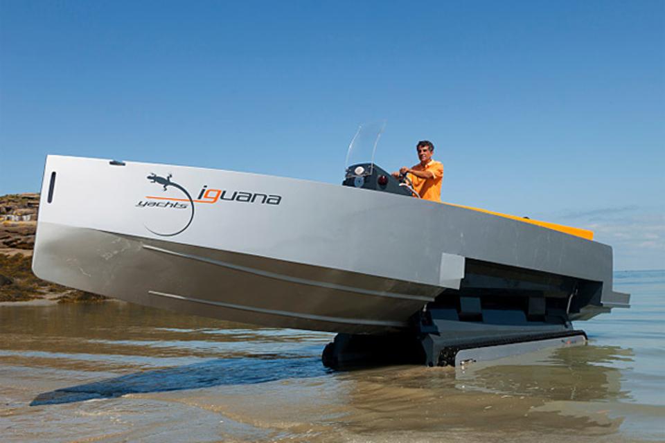 Iguana 29 Ground Boat