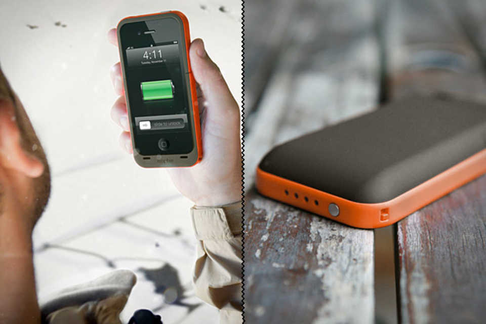 brand new 20b15 79036 Mophie Outdoor Juice Pack Plus | Uncrate