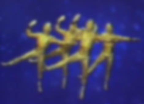 Star Wars French Disco Ballet