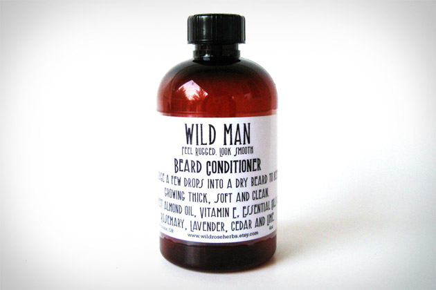 Wild Man Beard Conditioner