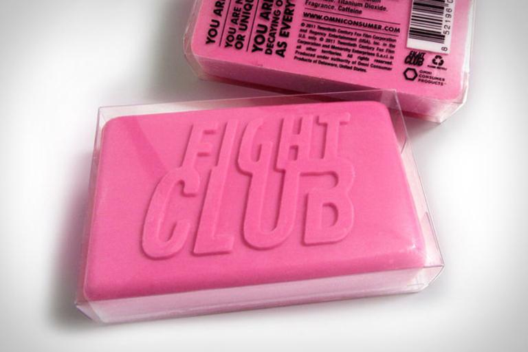 Fight Club Soap