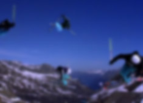Freestyle Skiing Madness