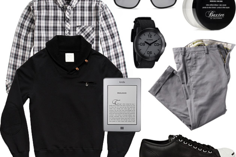 Garb: Grey Days