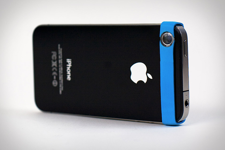 Macro Lens Phone Band