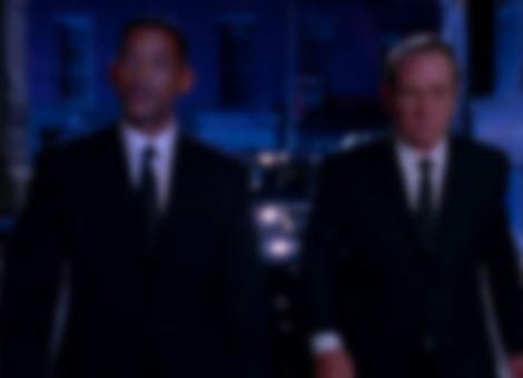 Men In Black 3 Trailer