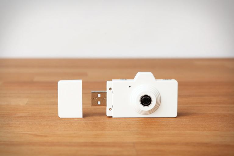 Superheadz Clap Camera
