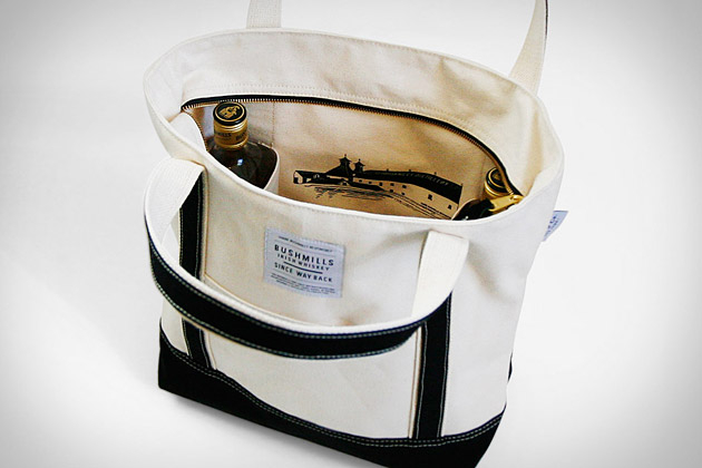 Bushmills x ACL Whiskey Tote