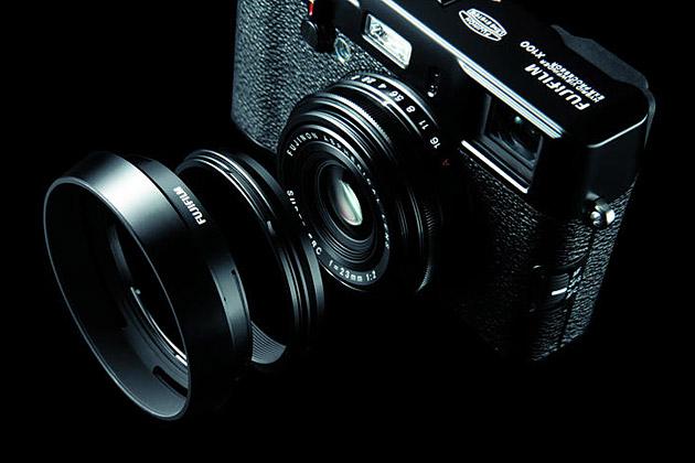 Fujifilm X100 Black Edition Camera