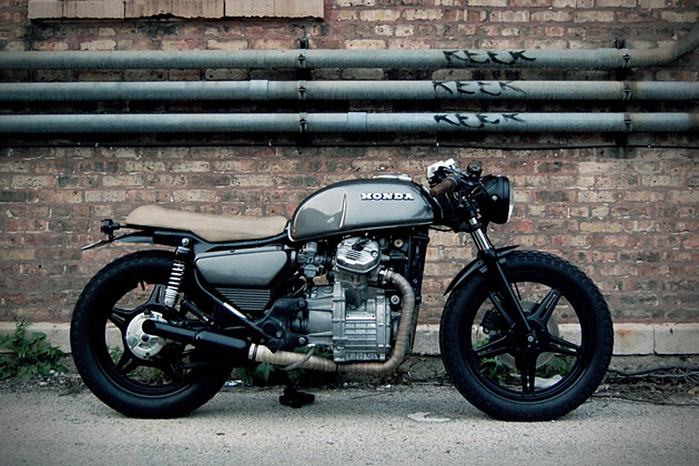 Moto-Mucci Honda CX500 Motorcycle