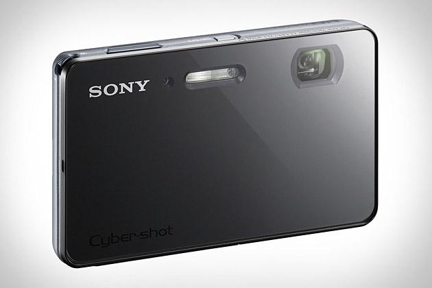 Sony Cyber-Shot TX200V Waterproof Camera