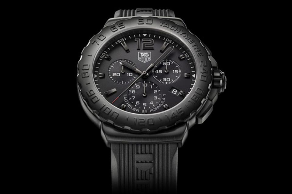 f6566c7a1bf Tag Heuer Formula 1 Stealth Watch