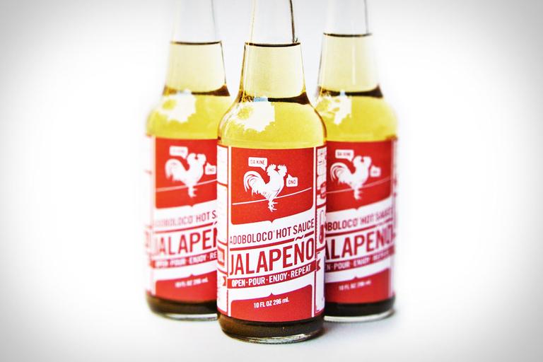 Adoboloco Jalapeno Sauce