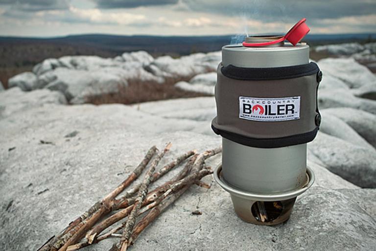 Backcountry Boiler
