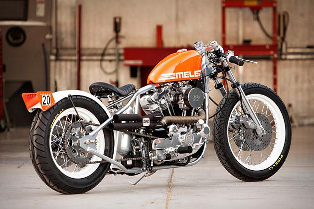 DP Customs Mele Motorcycle