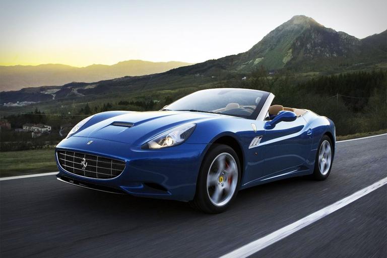 Ferrari California Handling Speciale
