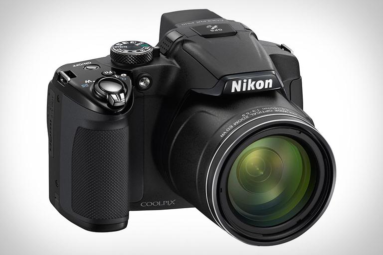 Nikon Coolpix P510 Camera