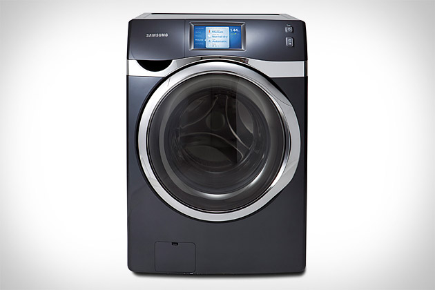 Samsung F457 Front-Loading Washer