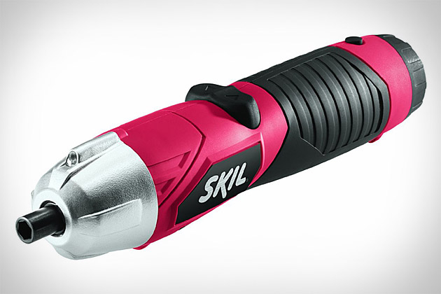 Skil Screwdriver Flashlight