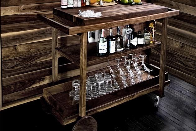 Bar Cart No. One