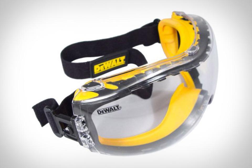DeWalt Concealer Safety Goggles