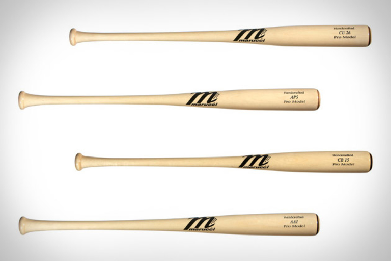 Marucci Custom Pro Wood Bats