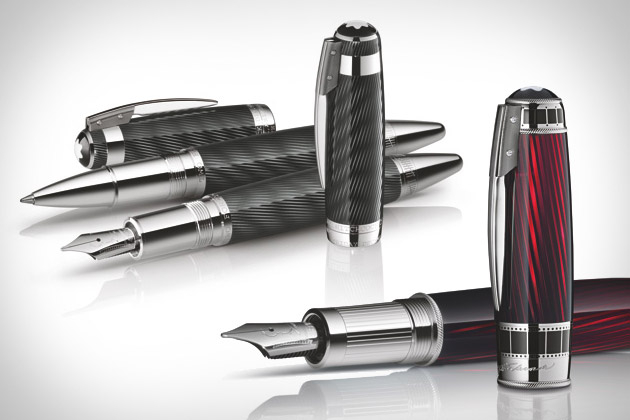 Montblanc Alfred Hitchcock Pens