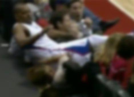 NBA Bloopers 2012
