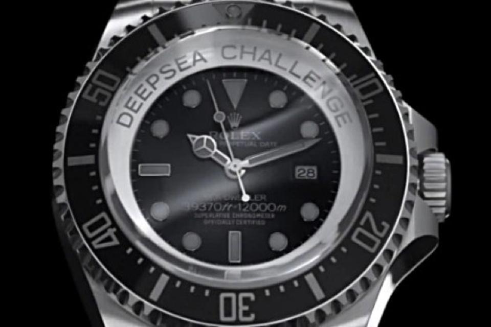 48d504c6d0b Rolex Deepsea Challenge Watch
