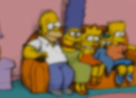 Bill Plympton's Simpsons Couch Gag