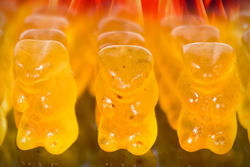 Evil Hot Gummi Bears