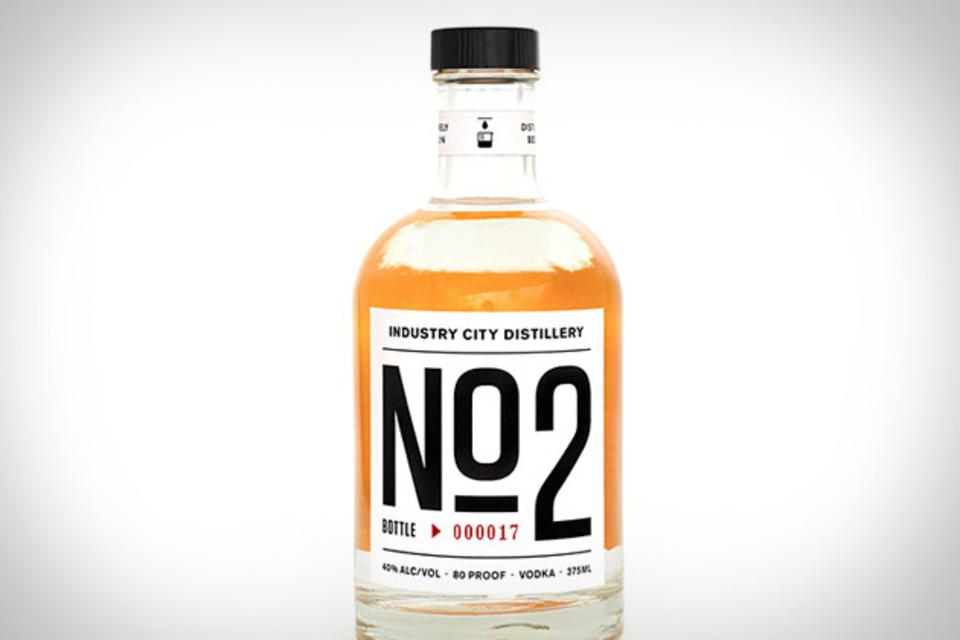 Industry City Distillery No.2 Vodka