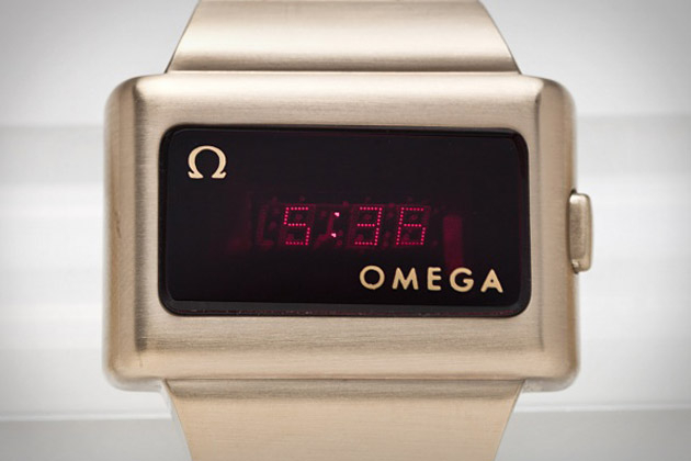 1974 Kojak Omega Time Computer 1 Watch