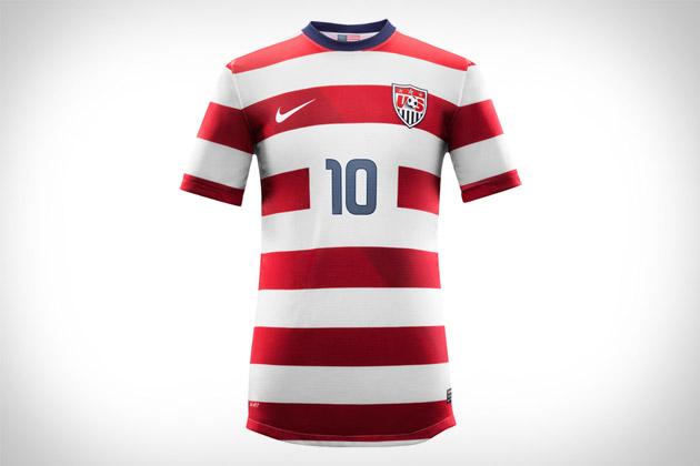 Nike US National Team Soccer Jerseys