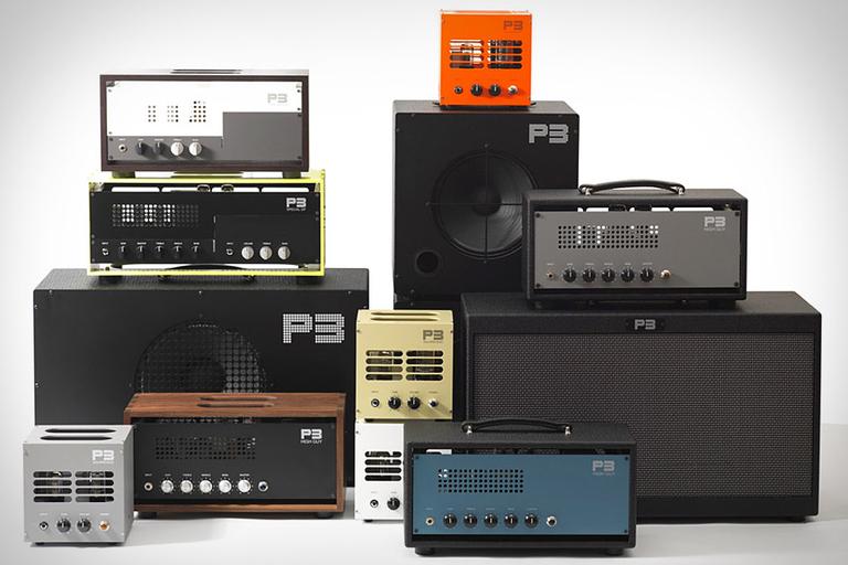 P3 Amplifiers